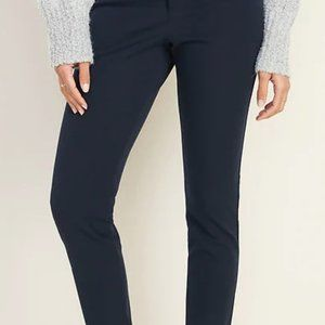 Mid-Rise Pixie Ankle-Length In the Navy Pant